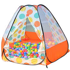 Ball House Baby Aliexpress Kids Ball House Hideaway Pop Up Play Tent Cubby Children Outdoor Pit Pool Free Shippingin Toy Tents From Toys Hobbies On