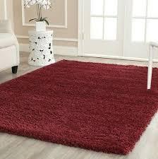 maroon burdy red area rug rugs 8 x 10 4 6 5 8