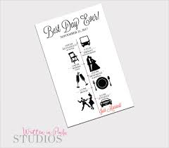 wedding day itinery wedding itinerary template 44 free word pdf documents download