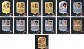 Pharaohs in FIFA: Pharaohs Abroad ratings have been released - KingFut