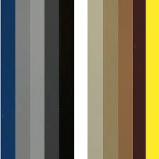 Garage Guard Color Chart