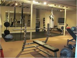 basement gym ideas. Delighful Gym Magnificent Basement Gym Ideas Home Contemporary With Mosaic Wall Tiles  Unfinished T