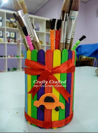 amazing popsicle stick crafts and projects 9