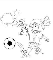 Small Picture Girl Soccer Coloring Pages Coloring Pages