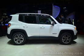 new car suv launches in india 2015Jeep to enter India in 2015 Renegade launch canceled
