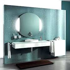 bathroom mirrors contemporary. Contemporary Designer Mirrors Oval Bathroom Modern Within Remodel 8 O
