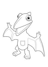 Small Picture Dinosaur coloring page for kids printable free dinosaur train