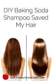 DIY Baking Soda Shampoo Saved My Hair - Worth a shot since baking soda is  just