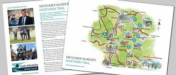 Explore Midsome Murders Locations Hartwell House