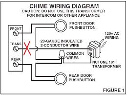wiring diagram for 2 door chimes wirdig wiring diagram nutone doorbell wiring diagrams doorbell wiring