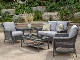 Best Gray Wicker Patio Furniture 93 For Small Home Decoration