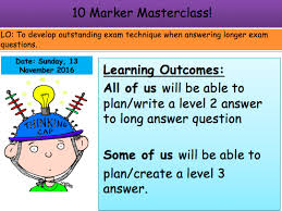 health and social care exam technique lesson mark essay health and social care exam technique lesson 10 mark essay adolescence self concept unit 1 by cinspider teaching resources tes