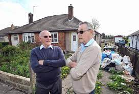 Anger as work on eyesore Wrose house still goes on weeks after date pledged  | Bradford Telegraph and Argus