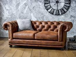 leather chesterfield sofa bed ideas