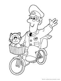 Small Picture Postman Pat 22 Cartoons Printable coloring pages