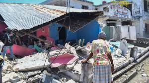 Massive Haiti Earthquake