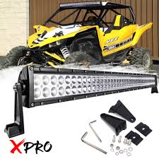 Yamaha Yxz Light Bar 40 42inch Led Light Bar For Honda Yamaha Yxz 1000r Ram Gmc