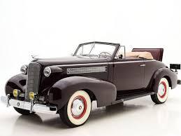 1937 cadillac series 60 convertible at hyman ltd