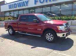 Ford F-150 - Pickup Truck Rental | Midway Ford | Roseville, MN