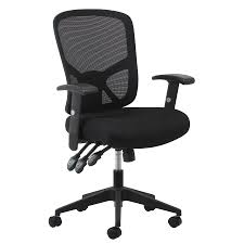carbon loft braille 3 paddle ergonomic high back black mesh task chair with arms