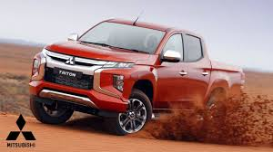 💥2019 Mitsubishi L200 Triton - the NEW look of one of the MOST ...