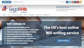 review of uk online will services your guide to the best available from shops like whsmith the kits provided some structure to writing a will