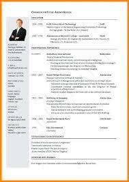 Mckinsey Resume Template Personal Consultant Resume Mckinsey Cv