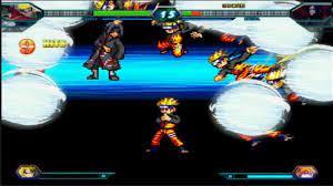 Bleach vs Naruto Combos - Inicio