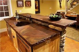 Unique Wooden Countertops