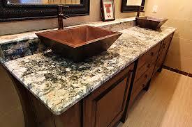 image of beautiful granite for bathroom countertops