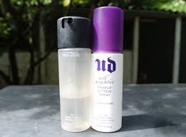 make up setting spray my summer proof make up tips the beautynerd