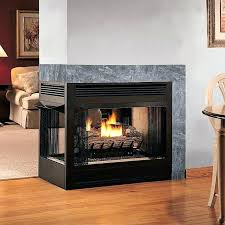 vent free gas fireplace insert inserts with er ventless logs reviews