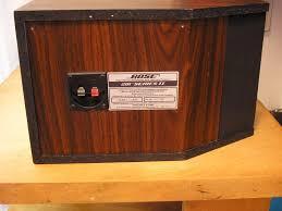vintage bose speakers. swing:modern - vintage goods bose speakers