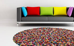 round and circular rugs