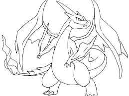 Small Picture Mega Pokemon Coloring Pages Widescreen Coloring Mega Pokemon
