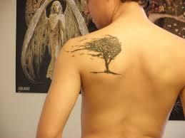 Wind Woman Designs Tree Blowing In The Wind Tattoo Venice Tattoo Art Designs