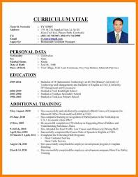 Resume Amazing Cv Sample For Job Picture Inspirations