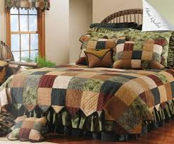 58 best Donna Sharp Quilts images on Pinterest | Around the worlds ... & Rustic bedroom lots of versatility Adamdwight.com
