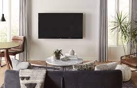 27 modern tv mount ideas for the living