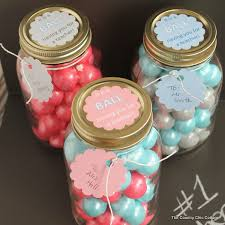 Ball Jar Decorations Fascinating PLAY BALL MASON JAR GIFT Mad In Crafts