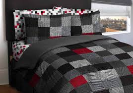 bedding set : Red And Grey Bedding Optimist Grey White Bedding ... & bedding set:Red And Grey Bedding College Bedding Sets On Bed Set For  Amazing Black Adamdwight.com