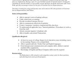 template outline bank teller objective for resume engaging bank good resume for bank teller