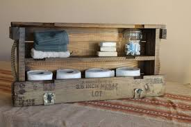 reclaimed bathroom furniture. Bathroom Storage Reclaimed Military Wood Cabinet Furniture