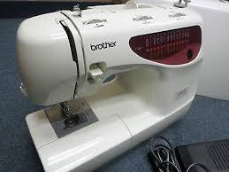 Brother Xr 52 Sewing Machine Manual