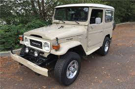 Toyota Land Cruiser Bj Suv