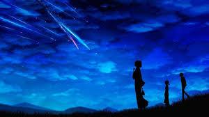 night anime scenery wallpaper. Interesting Wallpaper 2400x1824  To Night Anime Scenery Wallpaper I