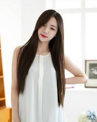Korean Girl Hair Style korean long straight haircut hairstyle picture magz 6275 by wearticles.com