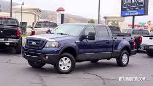 2008 Ford F-150 FX4 Crew Cab Short Bed - Utah Motor Company,LLC ...