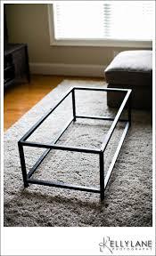 DIY reclaimed wood coffee table-006
