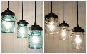 mason jar pendant light chandeliers